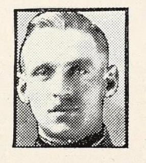 Photo of PERCY THORNS– Photo from the National Memorial Album of Canadian Heroes c.1919. Submitted for the project, Operation: Picture Me.