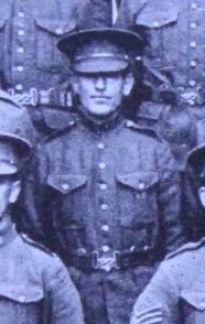 Photo of CAMPBELL SMOOTHEY WAKELING– Enrolled with the 37th Bn. CEF.  Submitted for the project, Operation: Picture Me