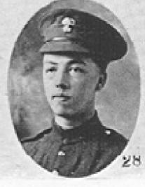 Photo of CECIL WILLIAM WARREN