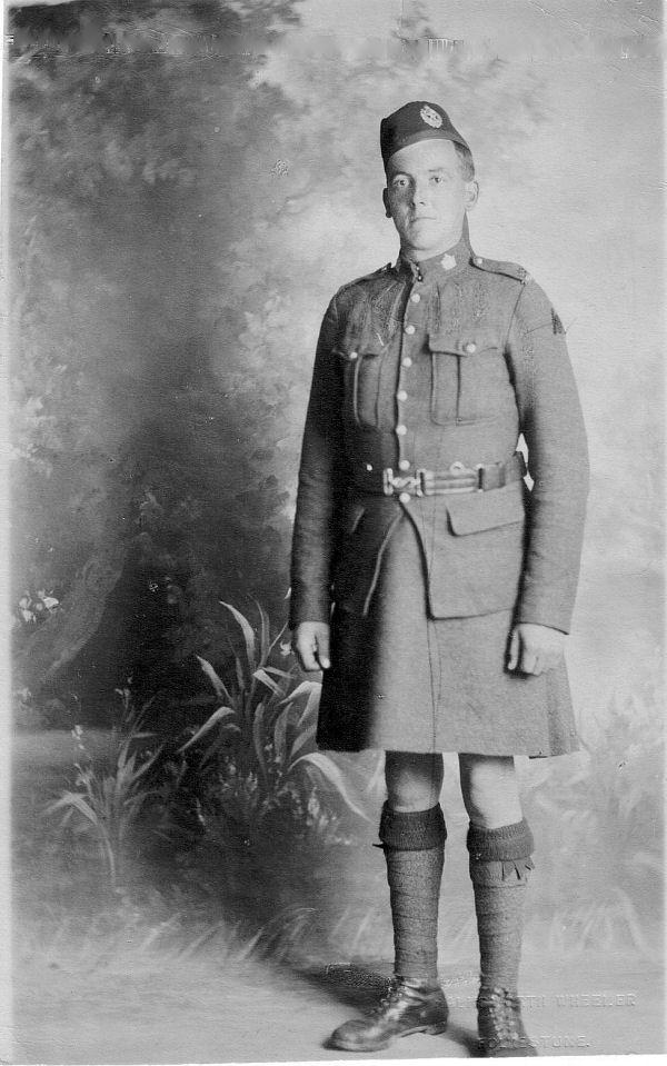 Photo of George Ewens (Waugh)