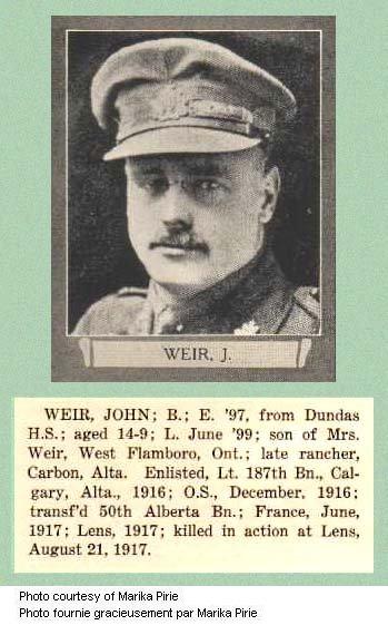 Photo of John Weir