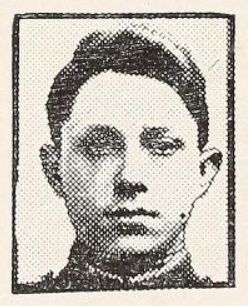 Photo of ARTHUR GEORGE WOOD– Photo from the National Memorial Album of Canadian Heroes c.1919. Submitted for the project, Operation: Picture Me.