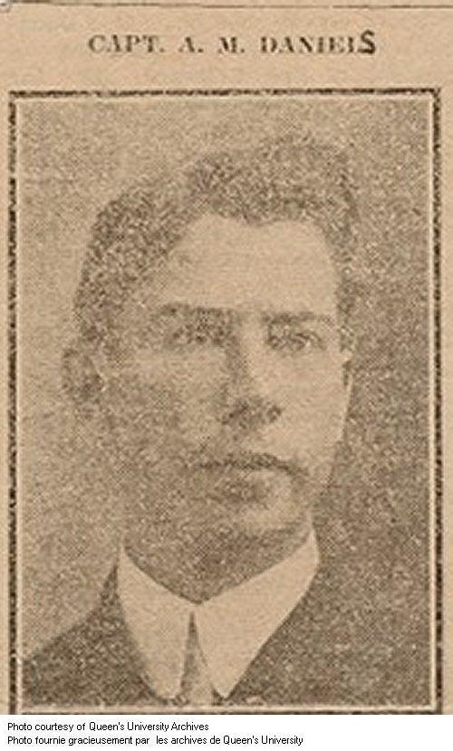 Photo of Albert Daniels
