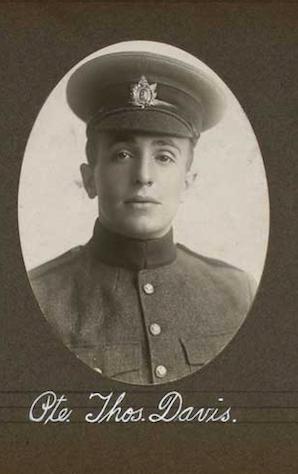 Photo of THOMAS MELVILLE DAVIS