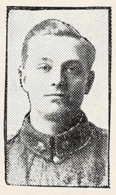 Photo of JOHN EASTON– Photo from the National Memorial Album of Canadian Heroes c.1919. Submitted for the project, Operation: Picture Me.