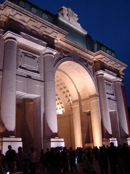 La Porte de Menin (Ypres)