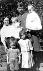 Family Photo– Private William Gaylor