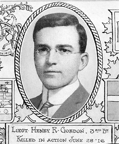 Photo of Henry Russell Gordon