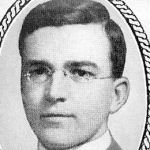 Photo of Henry Russell Gordon– From: The Varsity Magazine Supplement published by The Students Administrative Council, University of Toronto 1916.   Submitted for the Soldiers' Tower Committee, University of Toronto, by Operation Picture Me.