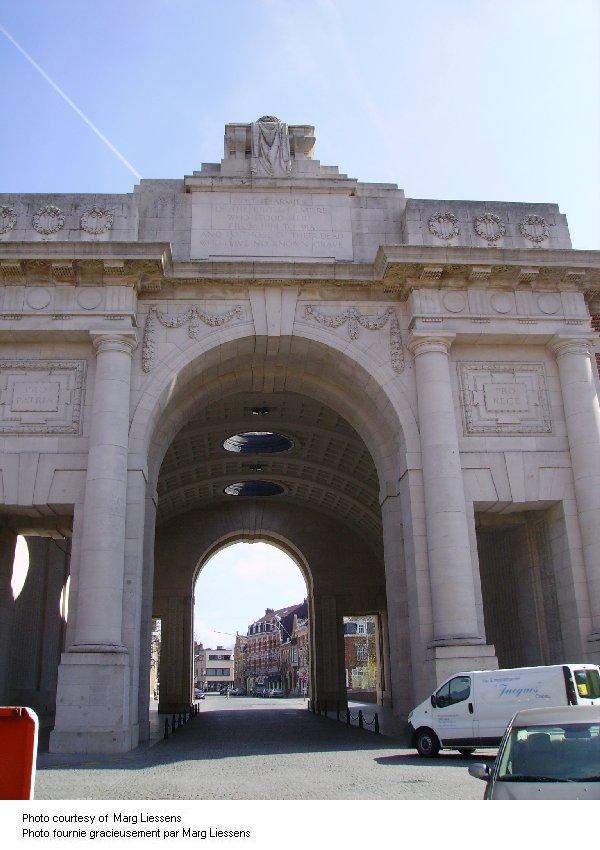 Mémorial de la Porte de Menin (Ypres)