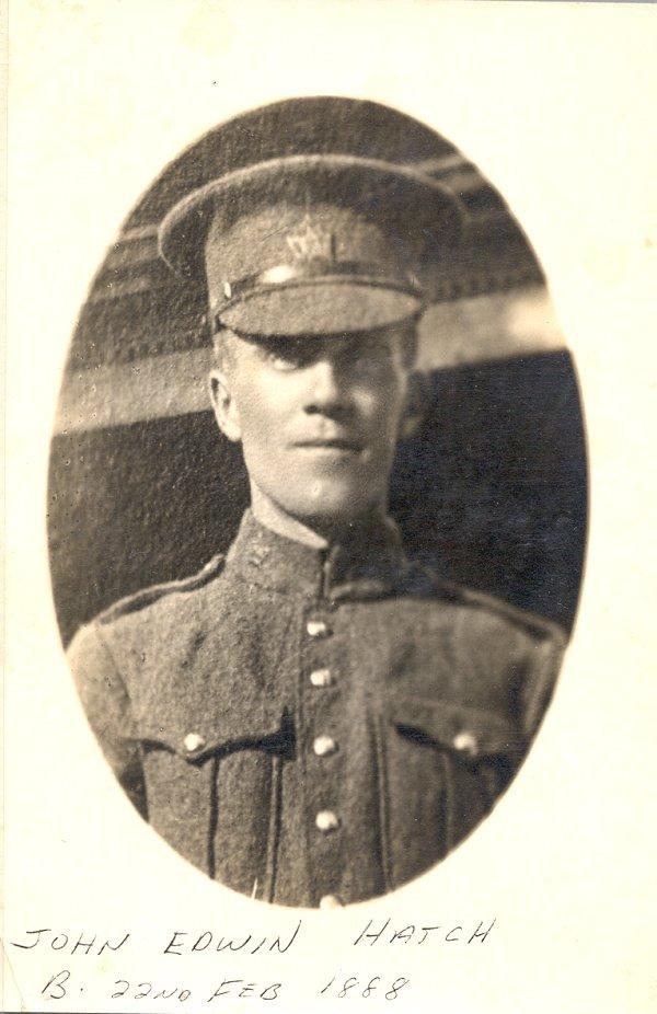 Photo 2 of John Edwin Hatch