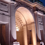 The Menin Gate– Photo courtesy of Sandi Neufeld.