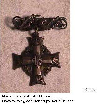 Memorial Cross (Obverse)