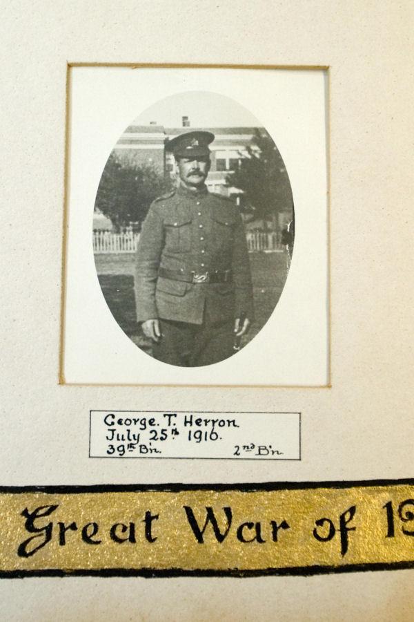 Photo of George Heron