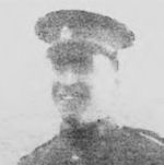 Photo of Bennet John Horne– Courtesy of The Royal Canadian Legion, Nova Scotia/Nunavut Command