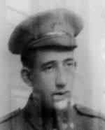 Photo of George Stuart Wright Hough– In memory of the Harbord Collegiate Institute students who served during World War I and World War II and did not return home.   Submitted for the project Operation: Picture Me
