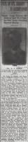 Newspaper clipping– From the Daily Colonist of August 18, 1915. Image taken from web address of https://archive.org/stream/dailycolonist57y215uvic#mode/1up