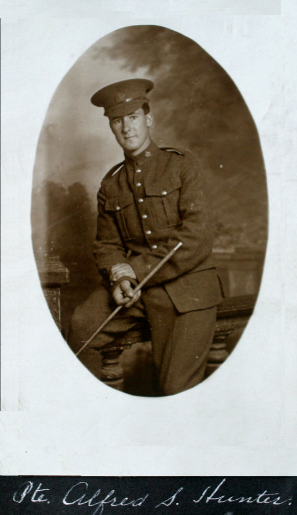 Photo of Alfred Hunter