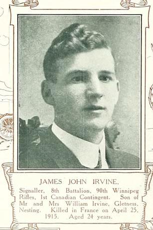 Photo of LOUIS JAMES IRVINE