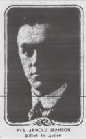 Newspaper Clipping– From the Daily Colonist of July 13, 1915. Image taken from web address of https://archive.org/stream/dailycolonist57y184uvic#mode/1up