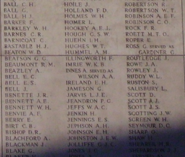 Inscription– Inscription on the Menin Gate - August 2012 … photo courtesy of Marg Liessens