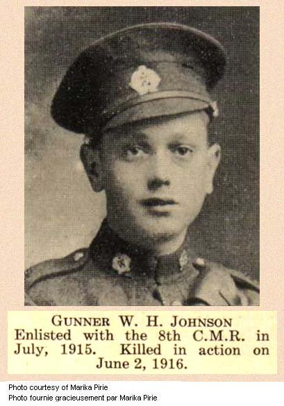 Photo of William Hodson Johnson