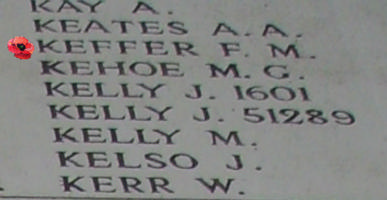 Memorial– Inscription on the Menin Gate … photo courtesy of Marg Liessens