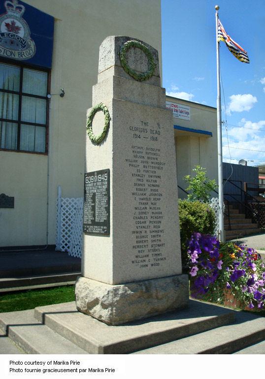 Creston War Memorial
