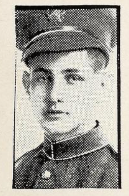 Photo of JOHN ROCHE KENNEDY– Photo from the National Memorial Album of Canadian Heroes c.1919. Submitted for the project, Operation: Picture Me.