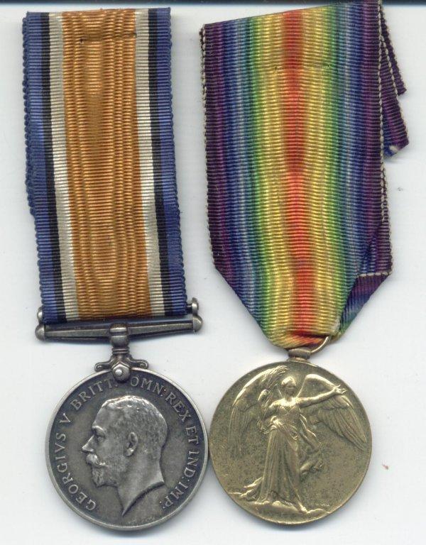 War Medals