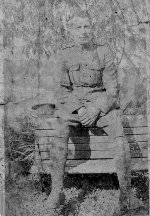 Photo of John Kinnier– 640161, Private John Kinnier, age unknown, place unknown.