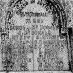 Cenotaph– Cenotaph at Ft. Langley