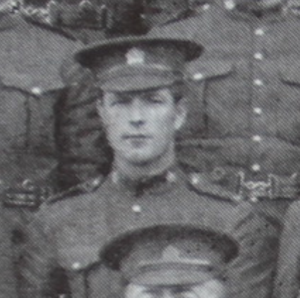 Photo of ANGUS MCLEAN– In memory of the men from the 28th Battalion CEF who went to war and did not return. Submitted for the project, Operation: Picture Me