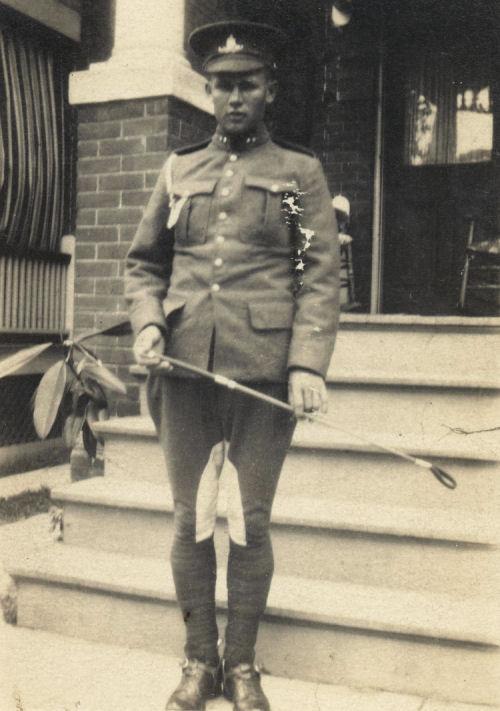 Photo of Walter McNair