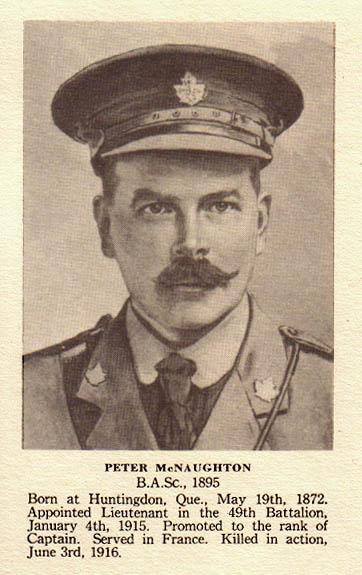 Photo of Peter McNaughton