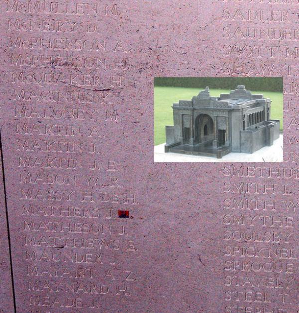 Menin Gate (Ypres) Memorial