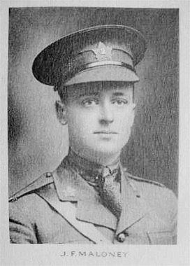Photo of John Francis Maloney