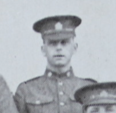 Photo of William Mew– In memory of the men from the 28th Battalion CEF who went to war and did not return. Submitted for the project, Operation: Picture Me