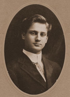 Photo of Arthur Morris Mills