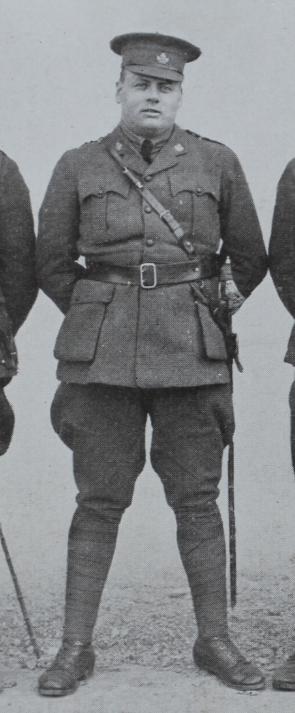 Photo of John Clarence Milne