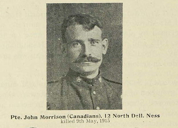 Photo of JOHN MORRISON– Submitted for the project, Operation: Picture Me