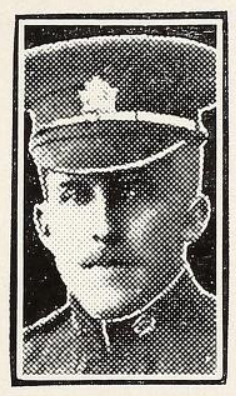 Photo of EDWIN HAROLD MULLOY– Photo from the National Memorial Album of Canadian Heroes c.1919. Submitted for the project, Operation: Picture Me.