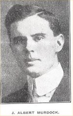Newspaper clipping– Photo & story taken from edition of the Pictou Advocate dated 18 Dec 1915
