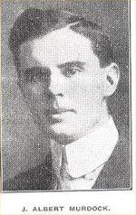 coupure de presse – Photo et texte pris de l'édition du Pictou Advocate datée le 18 décembre 1915