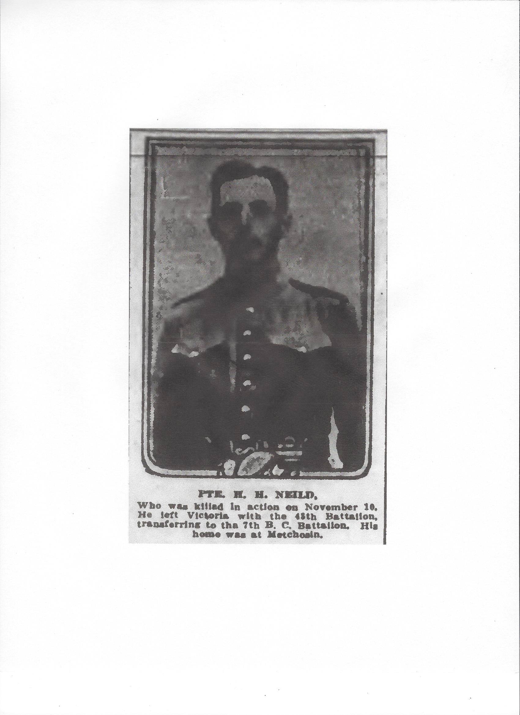 Photo of HENRY NEILD– From the Daily Colonist of December 28, 1917. Image taken from web address of http://archive.org/stream/dailycolonist59by329uvic#page/n0/mode/1up
