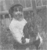 Photo of Bertha Gray Peters– Gerald's mother Bertha Gray Peters, who was a daughter of John Hamilton Gray, a P.E.I. Father of Confederation