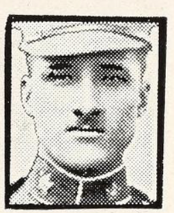 Photo of EDWIN WALTER PHILPS– Photo from the National Memorial Album of Canadian Heroes c.1919. Submitted for the project, Operation: Picture Me.