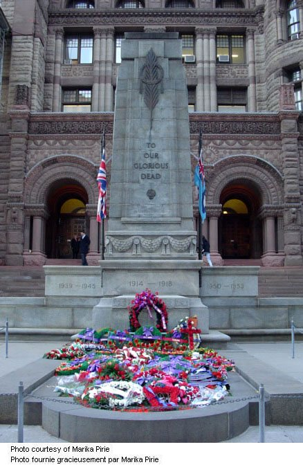 Commémoratif de guerre