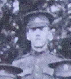 Photo of Frank Pullar– Served with the 35th Battalion CEF. Submitted for the project, Operation: Picture Me