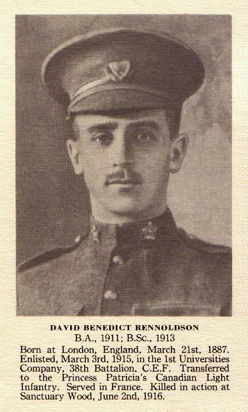Photo of David Benedict Rennoldson